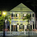 The Conch House Inn at Night