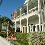 The Conch House Heritage Inn