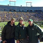 1st Packers Game