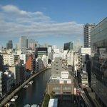 亀島川の眺め