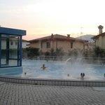Una delle 4 piscine