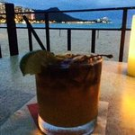 Mai Tai at the Royal Hawaiian Mai Tai Bar