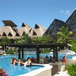 Grand Mayan pool