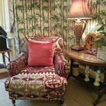 Sitting Room - für alle Gäste zugänglich