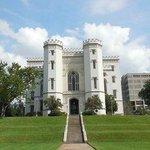 Louisiana's Old State Capital -- aka The Castle
