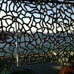 La rade vue de la terrasse