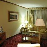 Saloncito suite 404