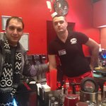 A good man, a good barista and good place to visit, love u guys, go there and enjoy everything t
