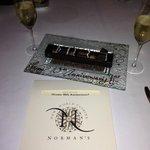 Norman's - Anniversary Dinner!