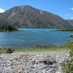 lake Ohau on the Alps 2 Ocean ride