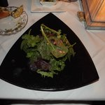 Salad w/Poppy Seed Vinaigrette