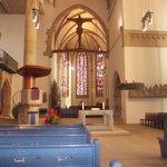 stiftskirche - interno