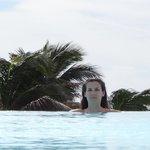 piscina algo climatizada