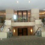 acceso al hotel