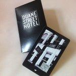 Duane Street Hotel