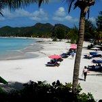 Coco's Beach area