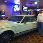 Elvis Presley's last car