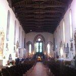 San Francesco a Prato, Interno