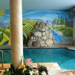 Centro benessere con piscina