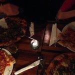 Pizza på Cin Cin