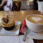 coffee and cake!