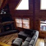 Starlit View from loft