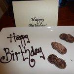 Visited on my birthday - thanks