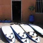 Ecole de Surf Maroc Foto
