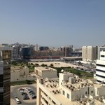Deira from the rooftop