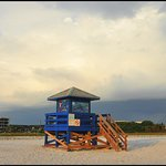 Siesta Key Beach Skyline