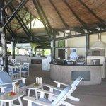 le restaurant de la plage