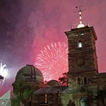 Sydney Observatory New Years 2012 Members Only Event