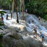 chutes de la rivière Dunn, Jamaïque