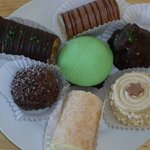 Selection of Pastries