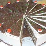 Windmill cake