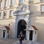 宮殿を護る衛兵