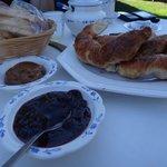 Desayunos con dulces y budines caseros