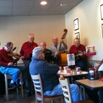 DQ Band Rocky Mount, VA Bluegrass and Biscuits