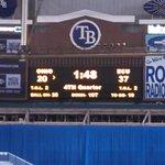 Scoreboard Says it All