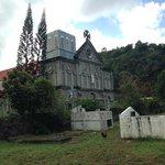 Catholic Church in fishing village