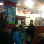 Ben and jerry ice cream tour