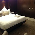 comfortable beds , Spacious room