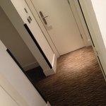 small Hall way