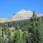 Echo Basin Road and Hesperus Peak (13,000+ feet)
