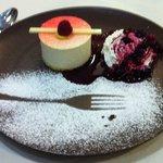 """Dessert: """"Gemma del Bosco"""""""
