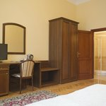 pokój bardzo dobrze wyposarzony