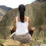 Meditação e muita paz...