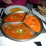 Thali dish 2