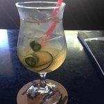 Drunken Mermaid cocktail