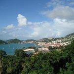 View on Charlotte Amalie
